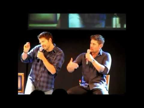 Supernatural Jus in Bello 2013 with Jensen Ackles and Misha Collins Full length!