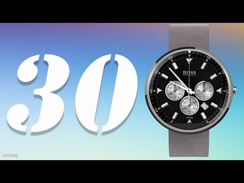Top 30 BEST Watch Faces Of All Time!