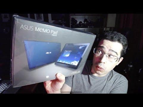ASUS MeMO Pad FHD 10 Unboxing #IntelAndroid