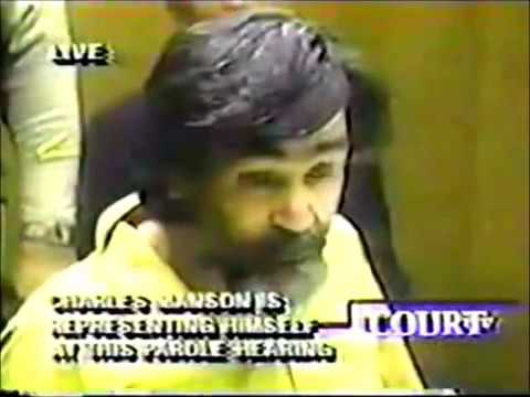 Charles Manson 1992 Parole Hearing