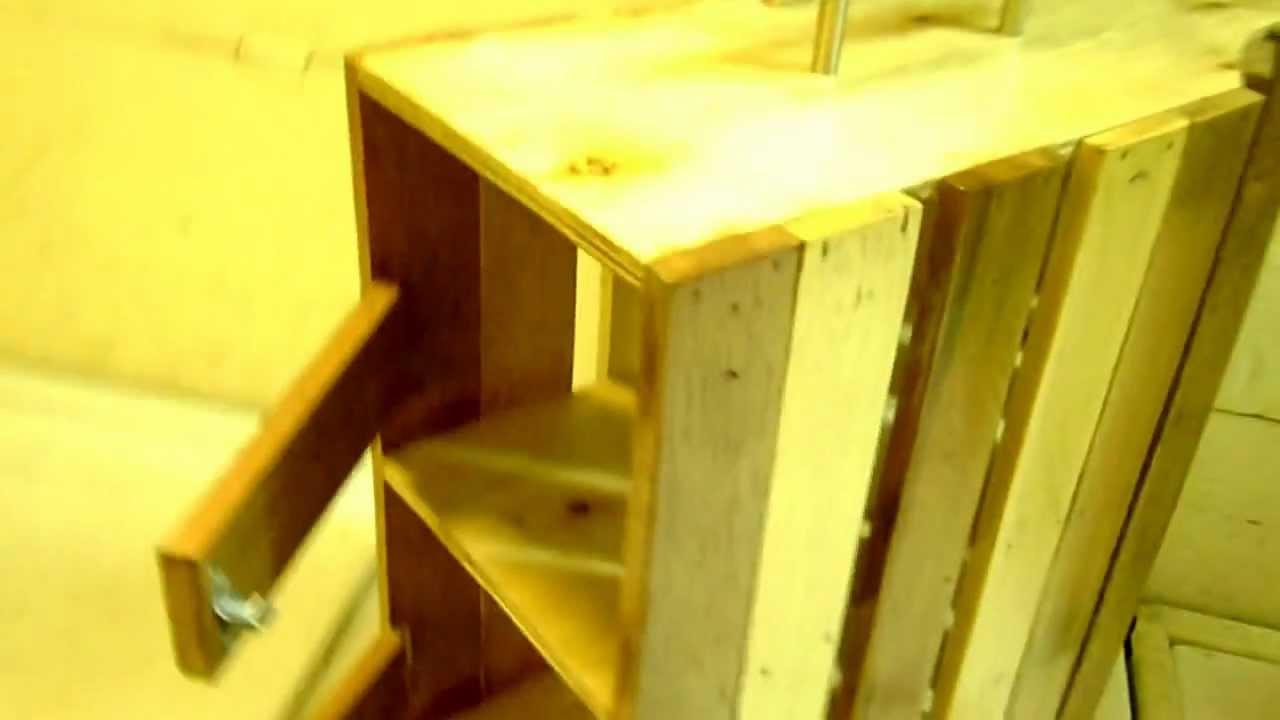 huililas y cajas transportadoras de gallos - YouTube