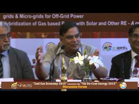 """2nd GAS Economy Conclave 2015 concurrent with 7th De-Cent Energy 2015"" - Part 3"