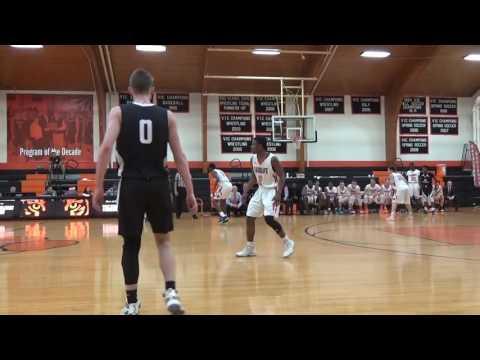 Hargrave Military Academy vs Josh Humphries Combine White