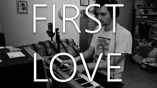 Jennifer Lopez - First Love [ David Martens Piano Cover ] + Lyrics