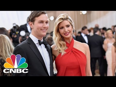 Jared Kushner, Ivanka's Husband, Could Play Important Role In Donald Trump Administration | CNBC