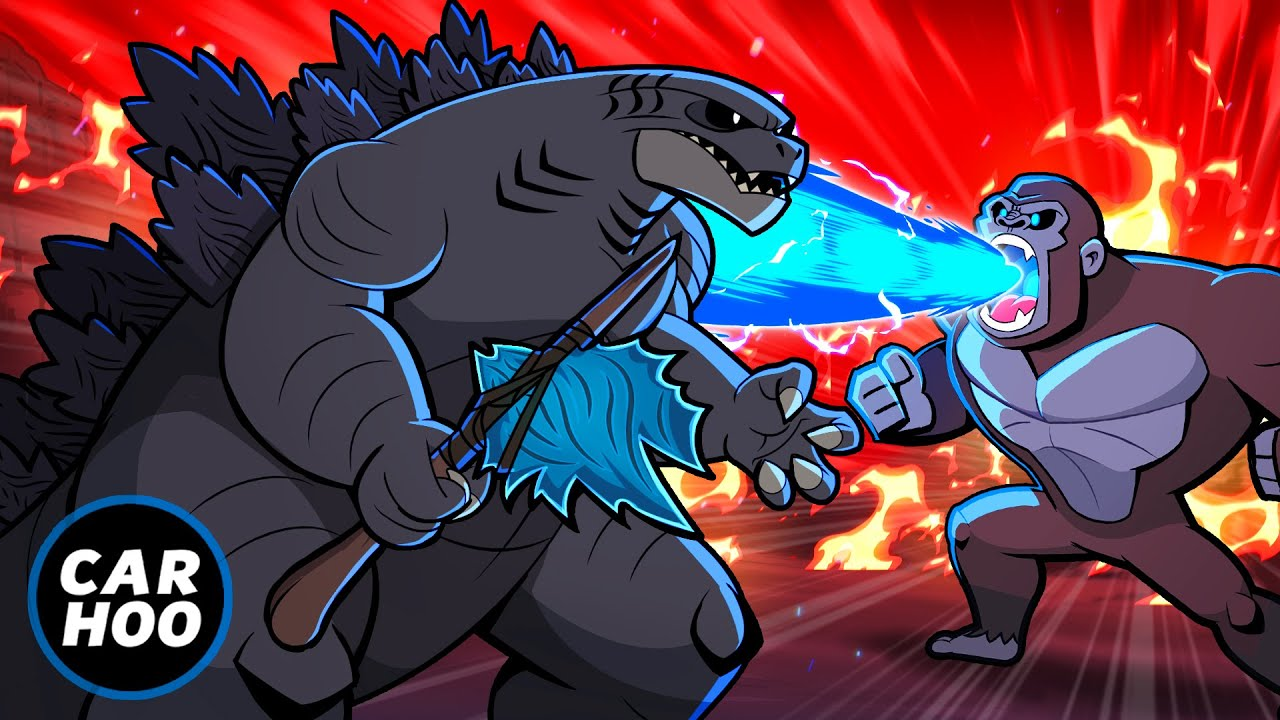 Download WHAT IF GODZILLA & KONG SWITCHED POWERS ?