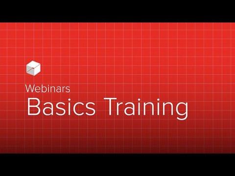 Unleashed Webinars - Unleashed Basics Training