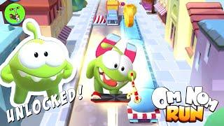 Om Nom: Run - MISSON 31-40 - iOS / Android Gameplay
