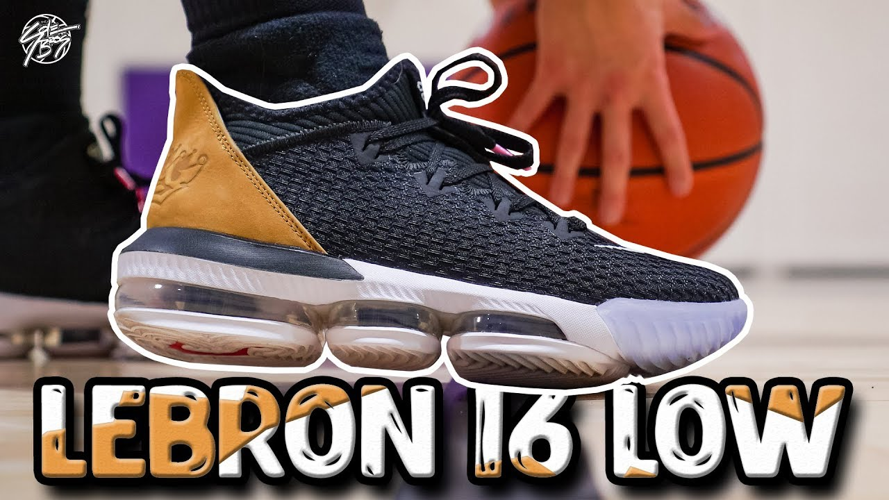sports shoes c2305 803d8 Nike Lebron 16 LOW Performance Review!