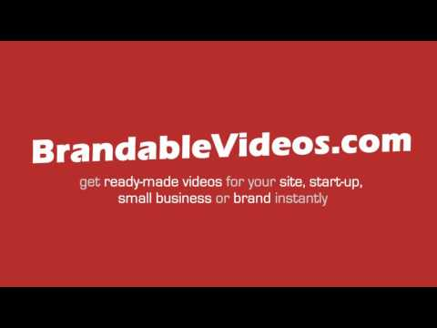 Get 'Brandable Videos' for Your Use Right Away!
