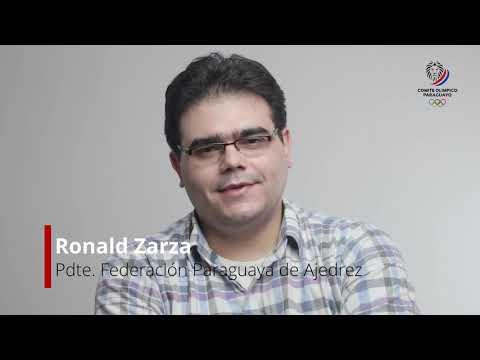 Ronald Zarza- Anécdotas 50 años del COP