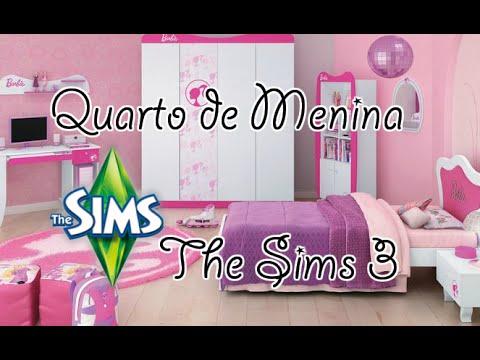 Quarto de menina the sims 3 youtube for Kinderzimmer instagram