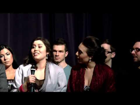 AVA La bohème Opera Preview Jan 2015 - Cast Discussion
