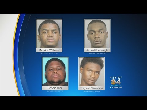 Four Men Indicted In Murder Of Rapper XXXTentacion