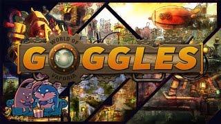 "Goggles - World of Vaporia ""Разочарование"" с Сибирским Леммингом"