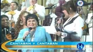 La Caida de Lucia Mendez y Carmen Salinas