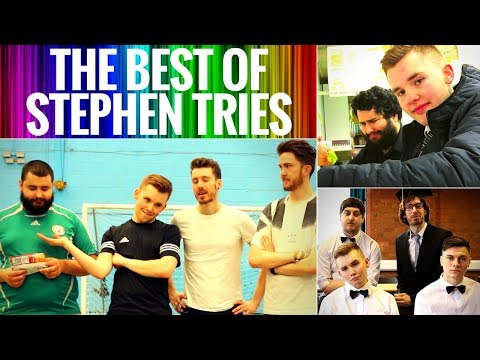 Stephen Tries Best Moments