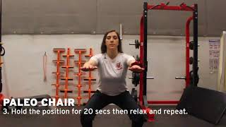 York Lions | Personal Training - Paleo Chair
