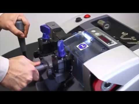 Giới thiệu máy làm chìa khóa hiện đại - suakhoanhanh.net