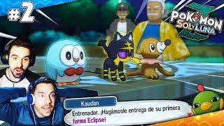 ¡LAS primeras FORMAS ECLIPSE! - Pokémon Sol y Luna Z Ep.2