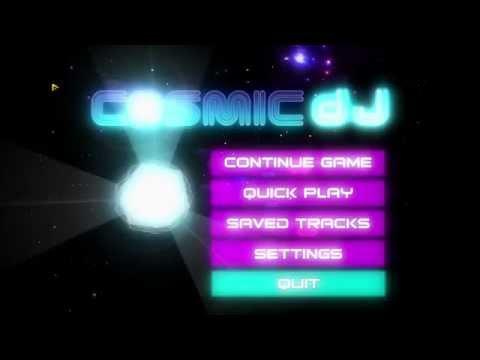 Cosmic DJ (Early Acess) - Shuffle