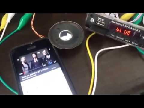 REPRODUCTOR MP3 RADIO TARJETA SD USB M011