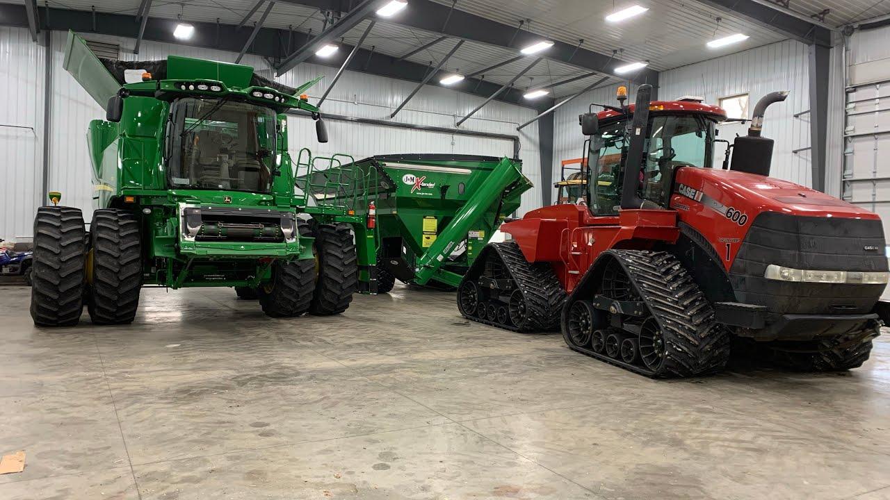 Larson Farms Shop Tour Youtube