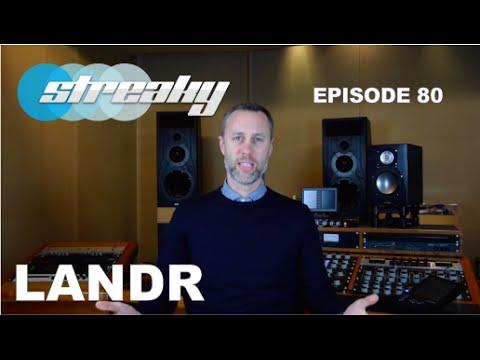I Love LANDR (mastering software)  -  Episode 80