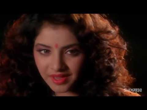 Aap Jo Mere Meet Na HD   Geet Songs   Divya Bharti    Lata Mangeshkar