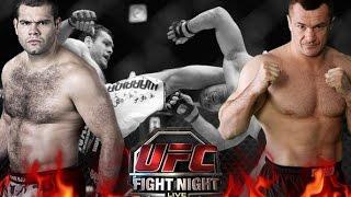 ufc fight night preview gonzaga vs cro cop mma made show 57