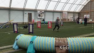 Keg UKI Trial May 2018