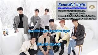 [ENG+가사+日本語訳] Beautiful Light - SF9 (에스에프나인)
