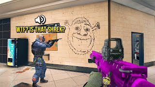 TOP 250 FUNNIEST FAILS IN RAINBOW SIX SIEGE (Part 3)