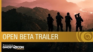 Tom Clancy's Ghost Recon Wildlands Trailer: Open Beta Coming 02.23.17 [US]