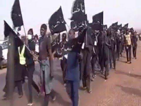 Arbaeen Symbolic Trek-MALUMFASHI to ZARIA in Nigeria 1437/2015