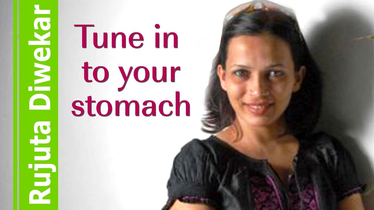 Tune in to your stomach - YouTube