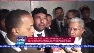 Dictan tres meses de coerción contra siete empleados de aduana acusados de estafa - Tu País al Día