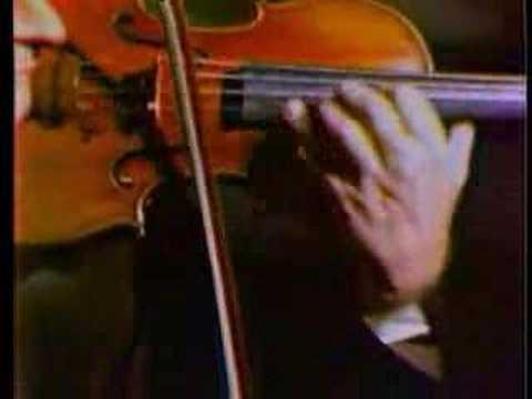 Menuhin  Paganini Concerto No 1  3rd Mvt  1963 to 1934!