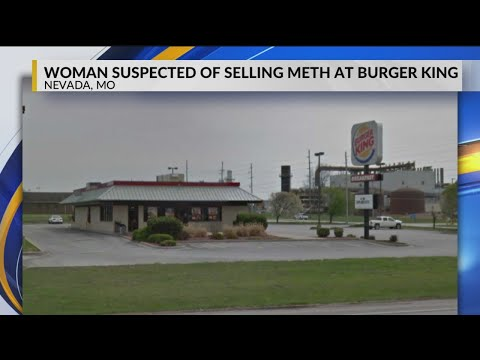George Spankmeister - Lady Suspected of Selling Meth out of a Nevada Mo. Burger King.