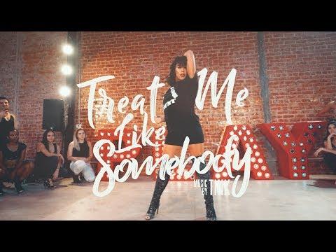 TREAT ME LIKE SOMEBODY | TINK | BRINN NICOLE CHOREOGRAPHY | @PUMPFIDENCE