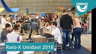 Raio-X Unidavi 2018