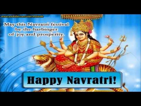 Subh Navratri 2015- E-cards, greetings, wishes, Sms in Hindi/English, Wallpapers, Whatsapp Video