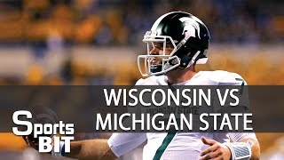 Sports BIT | Wisconsin vs Michigan State | Free College Football Picks