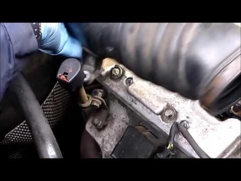 Mercedes M112 M113 air intake gasket swap ,to increase mpg