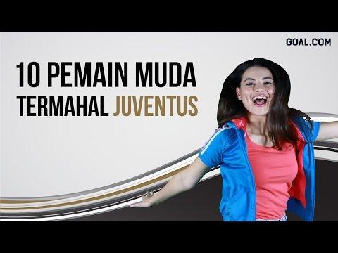 10 Pemain Muda Termahal Juventus
