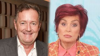Watch Sharon Osbourne Get in a HEATED Debate While Defending Piers Morgan About Meghan Markle
