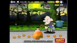 Monkey GO Happy Marathon 4 - Walkthrough hints.