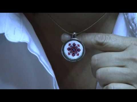Оберег вышивка крестом семейный оберег