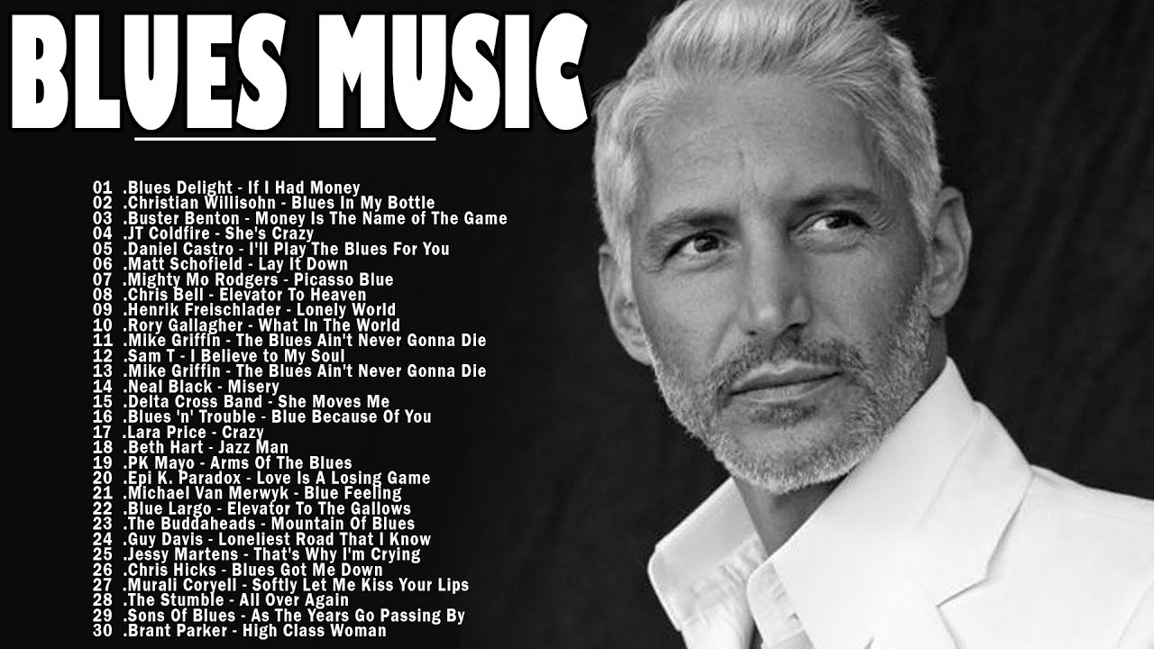 Download Blues Music | Greatest Blues Rock Songs Of All Time | Slow Blues & Blues Rock Ballads | Jazz Blues
