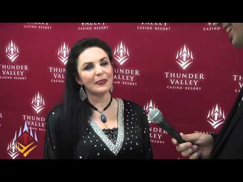 Crystal Gayle Interview and Performance - Thunder Valley Casino Resort